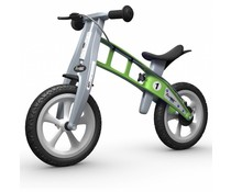 FirstBike FirstBIKE Basic Groen Met Handrem 2+