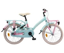"Loekie kinderfietsen Loekie Prinses meisjesfiets 18"" Mint 5+"