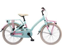 "Loekie kinderfietsen Loekie Prinses meisjesfiets 20"" Mint 6+"