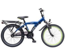 "Loekie kinderfietsen Loekie Snake jongensfiets 20"" Bright Blue 6+"