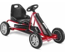 Puky Puky Skelter F20L Go-Cart met AIR-less comfortbanden Rood 3+