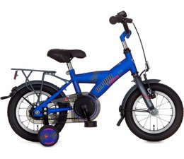 "Alpina kinderfietsen Alpina Yabber jongensfiets 12"" Space Blue Matt 3+"