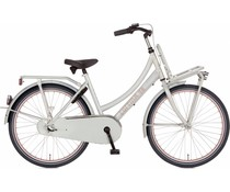 "Cortina Cortina U4 Transport Mini meisjesfiets 24"" 3-speed  Ice Ball White  8+"