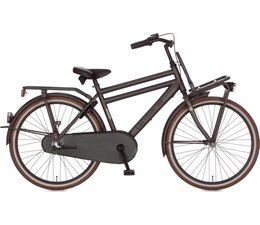 "Cortina Cortina U4 Transport Mini jongensfiets 24"" 3-speed Black Gold Matt 8+"
