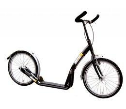 BikeFun Bike2go grote autoped zwart 10+