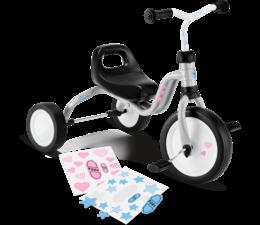 Puky Puky Fitsch driewieler licht-grijs 1,5+