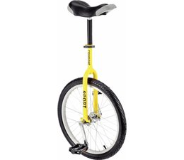 """Eenwieler 20"""" Sport geel 8+"""