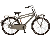 "Cortina Cortina U4 Transport Mini jongensfiets 24"" 3-speed Quarz Grey Matt 8+"