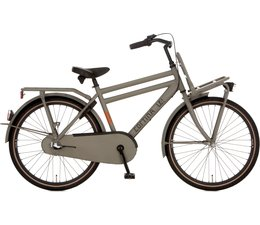"Cortina Cortina U4 Transport Mini jongenssfiets 26"" 3-speed Quarz Grey Matt 10+"