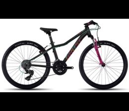 BikeFun Ghost Lanao Kid Meisjes MTB 24  black-pink