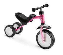Puky PukyMOTO oefenfiets Berry  Rose 1,5+
