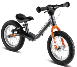 Puky Puky LR-Light loopfiets met handrem Antraciet 3+