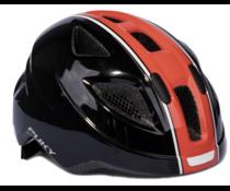 Puky Puky fietshelm medium zwart-rood (51-56cm)