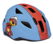 Puky Puky fietshelm small blauw-rood (45-51cm)