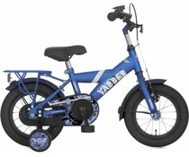 "Alpina kinderfietsen Showroom model - Alpina Yabber jongensfiets 12"" Blue Matt 3+"