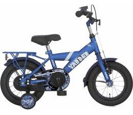 """Alpina kinderfietsen Showroom model - Alpina Yabber jongensfiets 12"""" Blue Matt 3+"""