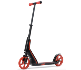 JD-Bug JD-Bug grote vouwstep Smart 185 Black-Red 10+