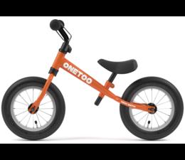 """Yedoo Yedoo OneToo kinderloopfiets 12"""" Basic Oranje 2+"""