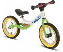 Puky Puky LR Ride loopfiets met luchtbanden Wit-Groen 3