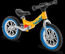 Puky Puky LR Ride loopfiets met luchtbanden Orange-Blauw 3+