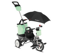 Puky Puky driewieler Ceety Comfort 4 in 1 grijs 1,5+