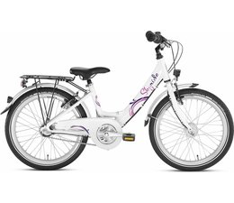 "Puky Puky Skyride 20"" 3-versnelling wit  6+"