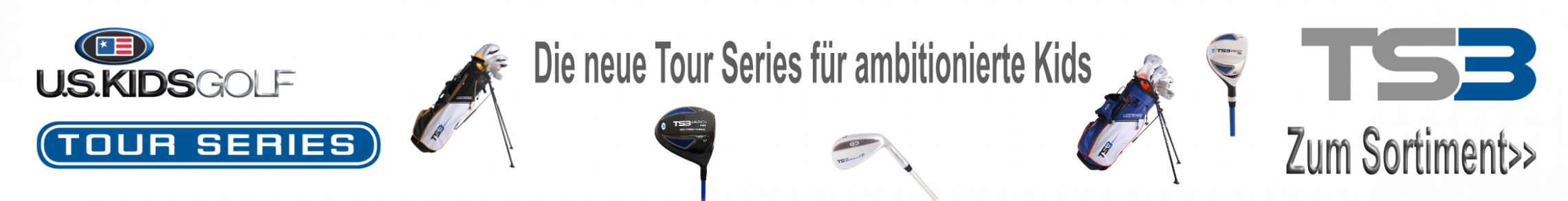 Kinder-Golfschläger und Kinder Golf Sets - Onlineshop