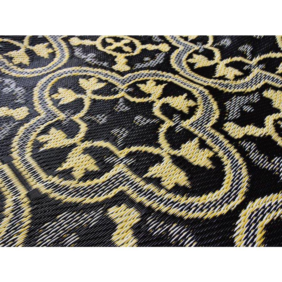 Wonder Rugs Buitenkleed koper/geel bohemian stijl
