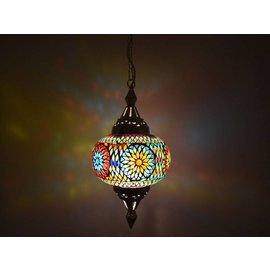Hanglamp pompoen