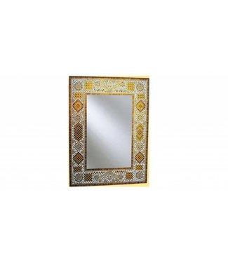 Marokkaanse Spiegel Groot.Oosterse Marokkaanse Spiegels Mozaiek Merel In Wonderland
