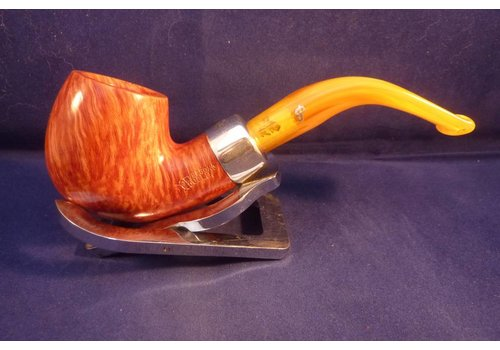 Pijp Peterson Natural Silver Mounted 221