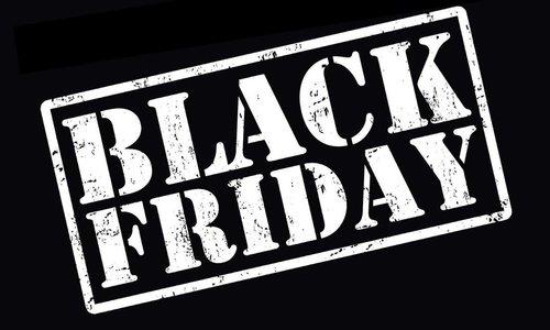 Nieuwsbrief Black Friday