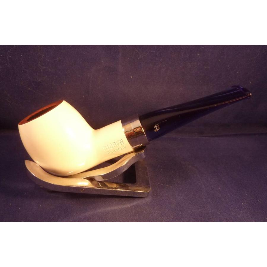 Pipe Big Ben Phantom White Polish 420
