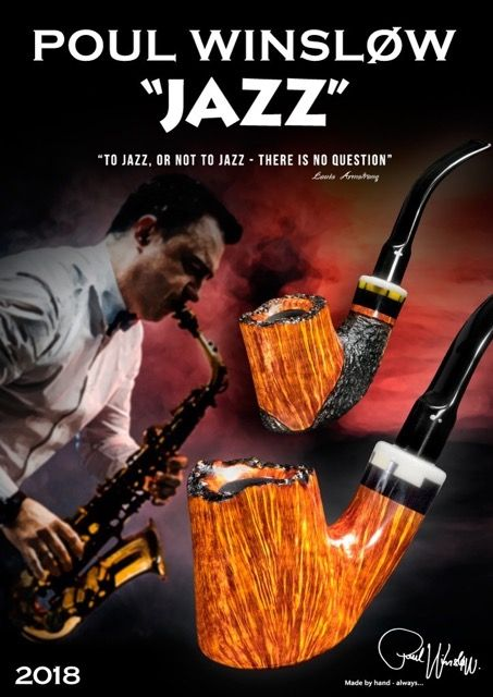 Expected Limited Edition Poul Winslow Jazz