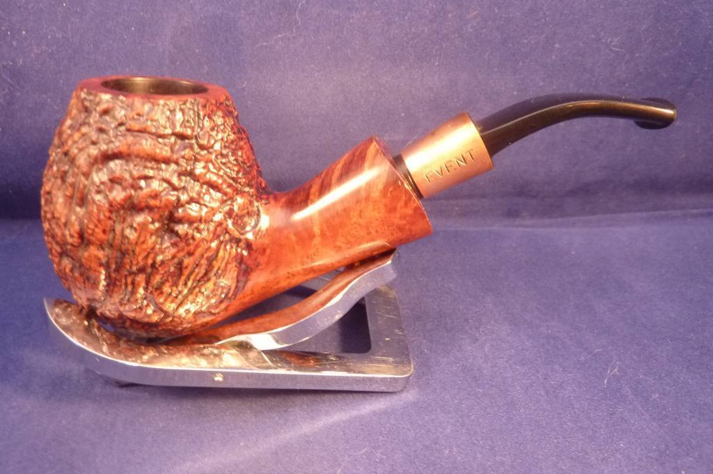 Sold Pipe Caminetto Pipe of the Year 2015 Rusticated