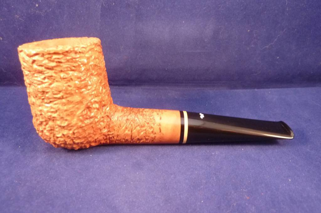 Sold Pipe Caminetto (08) Rusticated Billiard