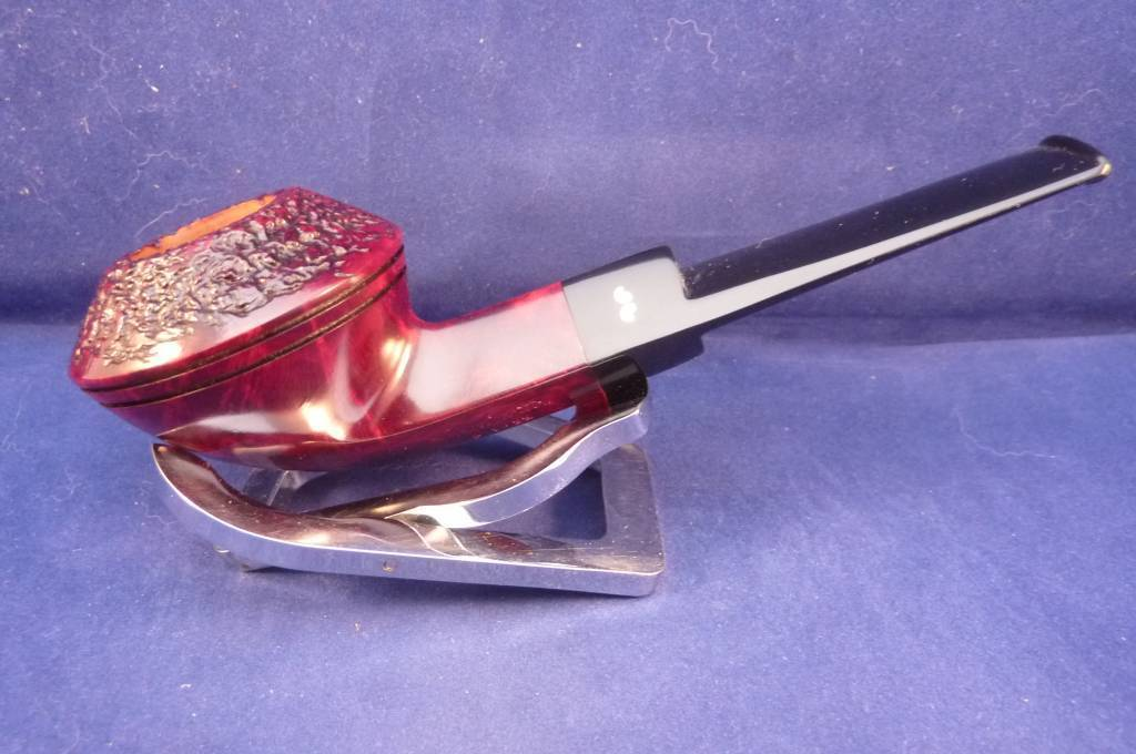 Sold Pipe Caminetto (05) Smooth Bulldog