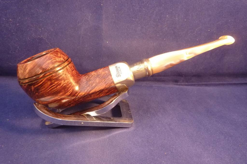 Sold Pipe Peterson Caramel Spigot Champagne 150