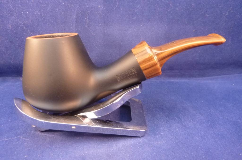 Sold Smoking Pipe Big Ben Barbados Woody Wood 646