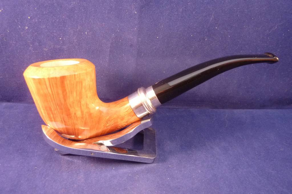 Sold Smoking Pipe L'Anatra 3 Eggs Spigot