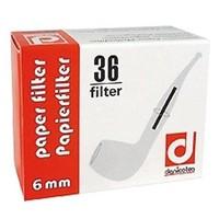 Denicotea Pipe Filter 6 mm.