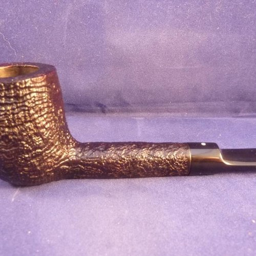 Sold Smoking Pipe Dunhill Shell Briar 4111 (2012)