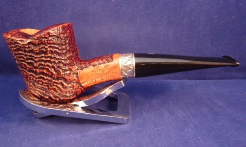 Sold Smoking Pipe Ser Jacopo S2 Picta Magritte