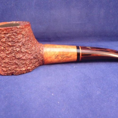 Sold Smoking Pipe Luigi Viprati Collection