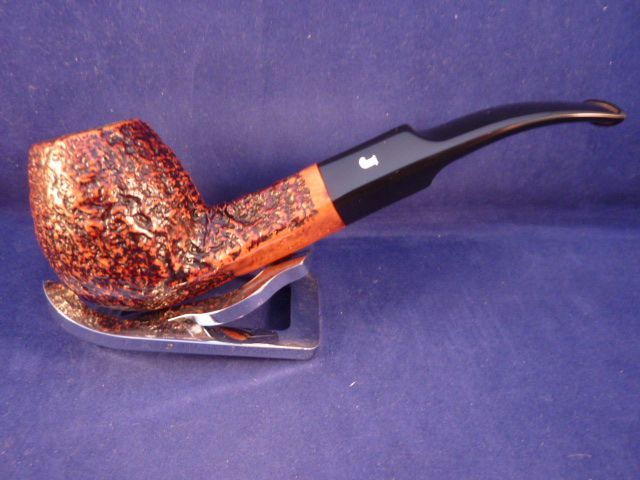 Sold Smoking Pipe Ser Jacopo S2 Sandblasted