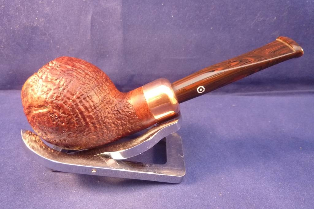 Sold Smoking Pipe Molina Copper Sand