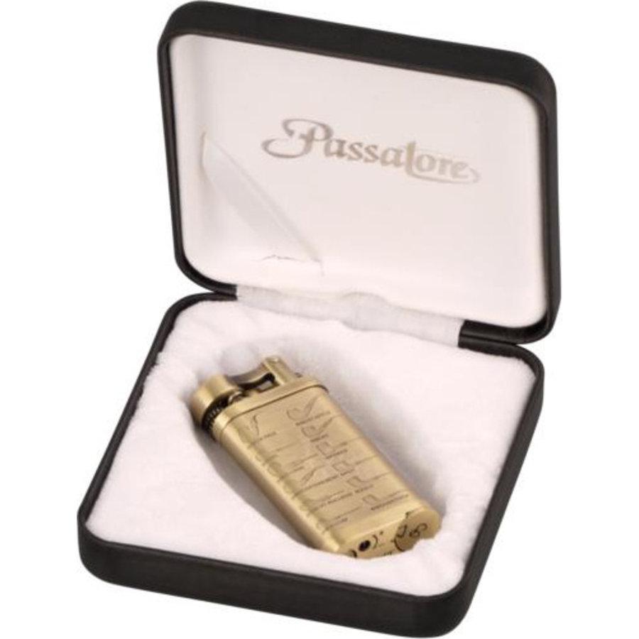 Pipe Lighter Passatore Leonard Messing
