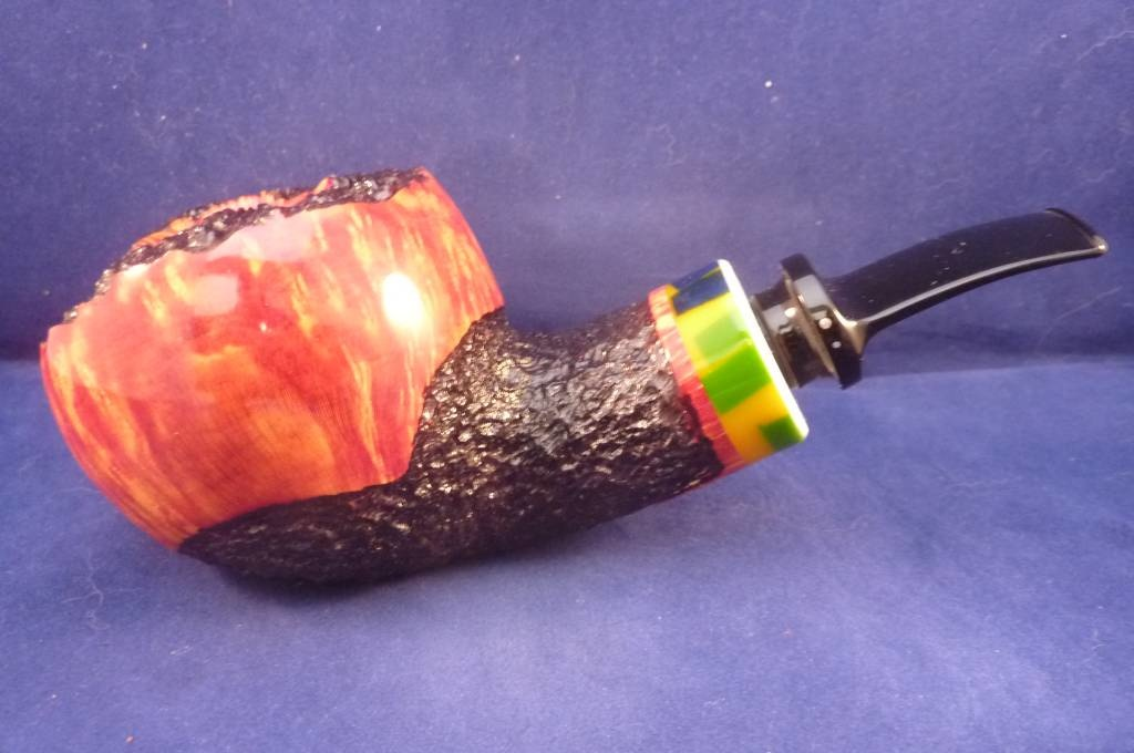 Sold Smoking Pipe Winslow Freehand Grade EG