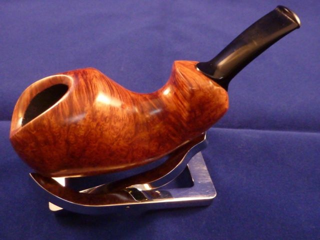 Sold Smoking Pipe Roger Wallenstein Smooth Freehand Lobster