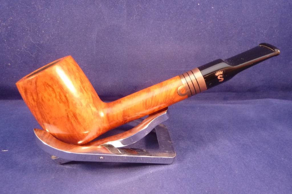 Sold Smoking Pipe Stanwell Navy Admiral 98